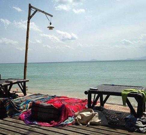 The Blue Parrot Beach Resort : The blue Parrot Resort