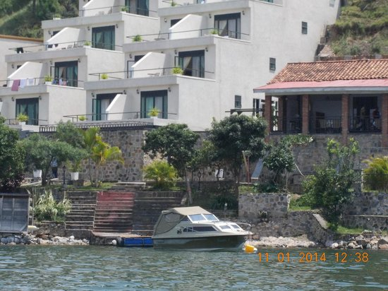 Moriah Hill Resort : Snap for the Lake side