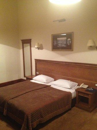 George Hotel: My room
