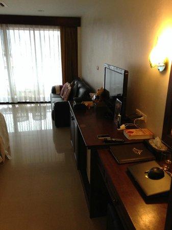 Baan Yuree Resort  and  Spa : Værelset
