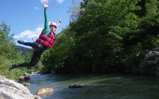 Ur Bizia Rafting : Une ambiance garantie au cours de votre descente en raft
