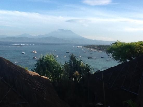 Batu Karang Lembongan Resort & Day Spa : View from Villa 10