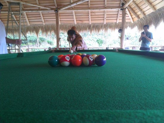 Brand New Pool Table Picture Of Acres Resort And Spa Ella - Ella pool table