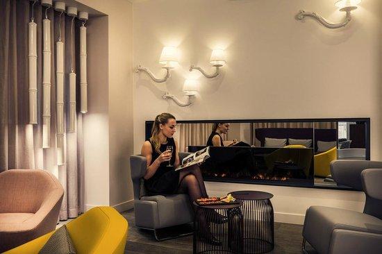 Mercure Paris Montmartre Sacre Coeur: 18.75 Bar Lounge