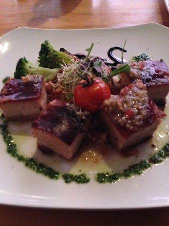 Volare Restaurant : Worlds best Pork Belly!!!