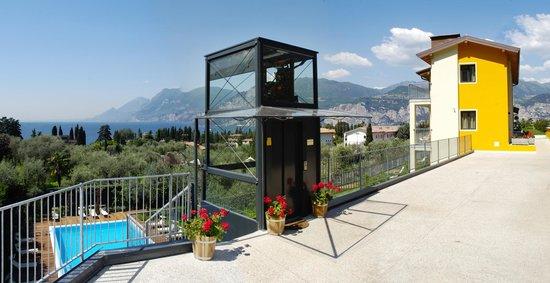 Residence Goethe: Vista
