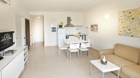 Residence Goethe: Soggiorno