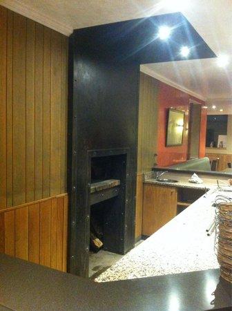 L'aiguille Creuse : Four à pizza au feu de bois