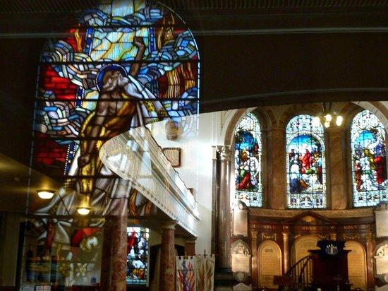 Wesley's Chapel & Museum of Methodism : The chapel