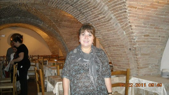 Ristorante Rocca del Borgia: Restaurante Rocca Borgia
