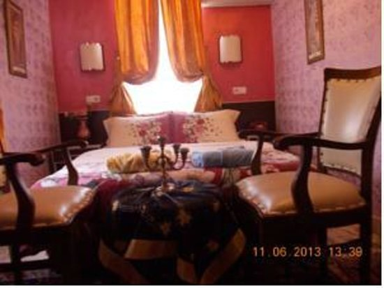 Kaleici Lodge Hotel: D lux oda