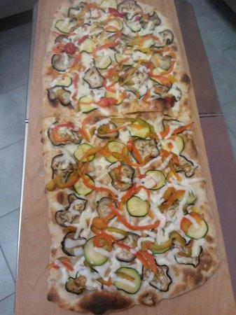 PizzaRosa: Scrocchiarella