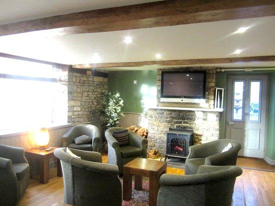 Northover Manor Hotel: Lounge