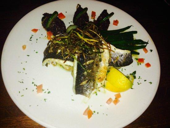 Sea Bass Special