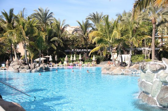 Palm Oasis Maspalomas: My Daily Exercise each day...