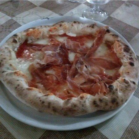 La Magiada Locanda: Pizza ottima