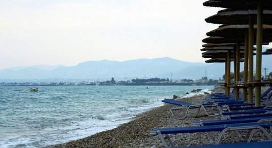 Velo, Grækenland: пляж
