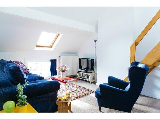 B&B Place Jourdan: Duplex flat