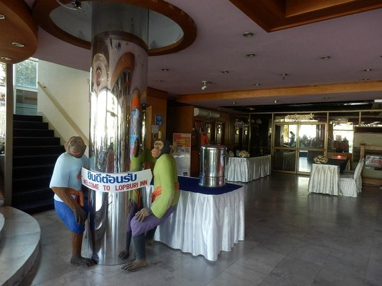 Lopburi Inn Hotel: ロビー