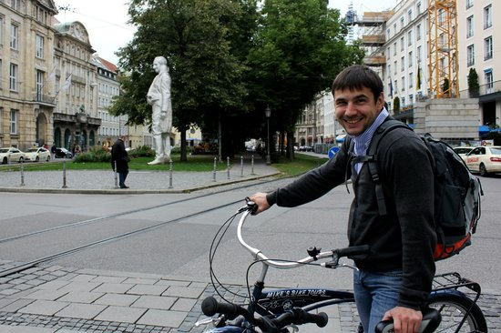 Mike's Bike Tours : мюних сити