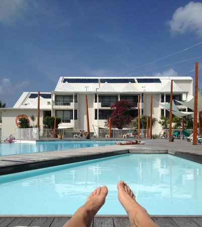 Mercure Saint-Martin Marina & Spa: piscine