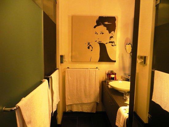Park Hotel Amsterdam: No real bathroom