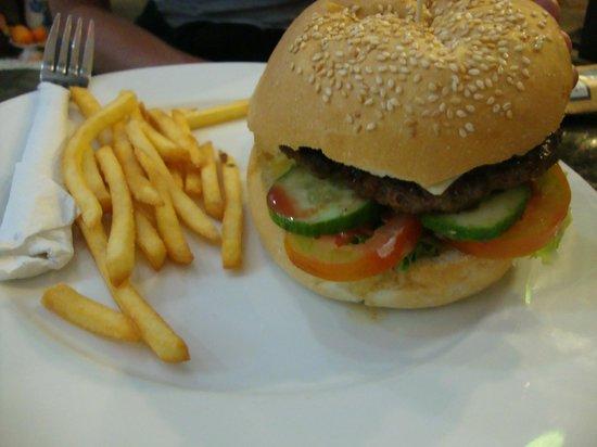 Phat Hamburgers: Phatarella (Large)
