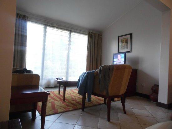 Ufulu Gardens: Double room