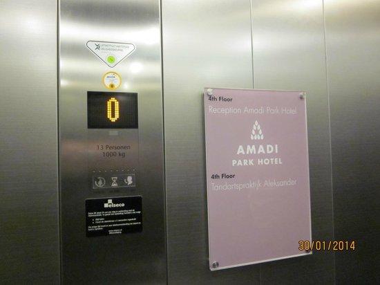 Amadi Park Hotel: Hotel perfecto, lo recomiendo
