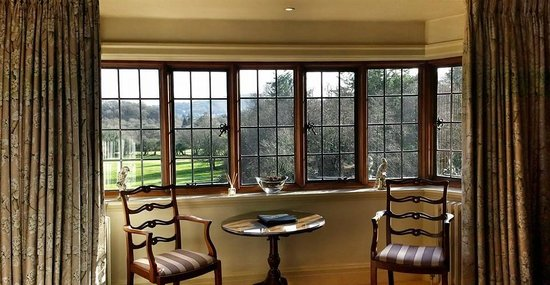 Gidleigh Park Hotel : Room view