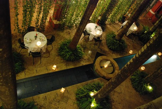Casa Pestagua Hotel Boutique, Spa : Resto