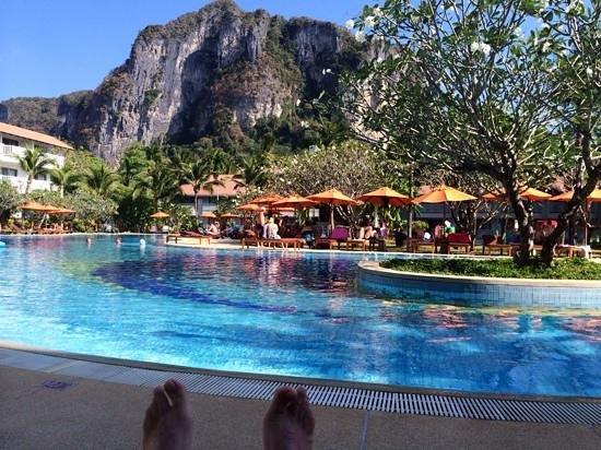 Aonang Villa Resort: piscine