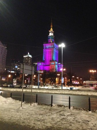 Polonia Palace Hotel: Amazing view from hotel