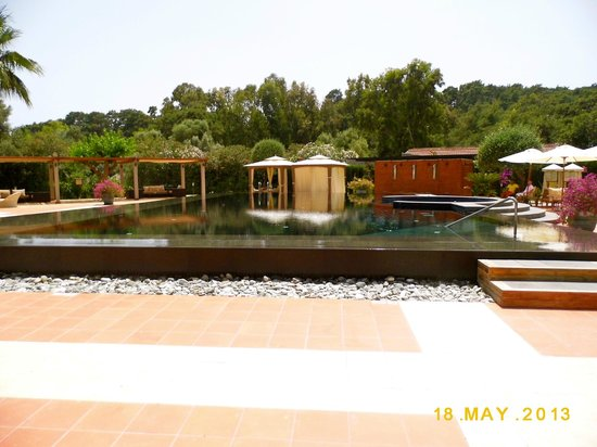 Club Med Palmiye: Zen pool