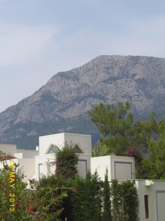 Club Med Palmiye: View from grounds