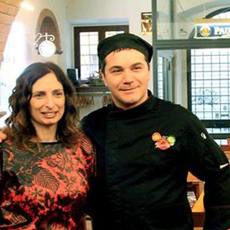 Frascati Vintage : Davide e Tania :)