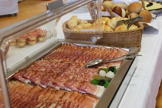 Eckstein: Frühstücksbuffet