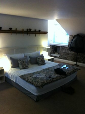 Mhor 84 Hotel: Our Bedroom Upgrade