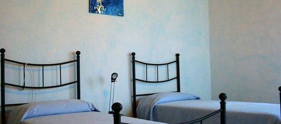 Casale sul Colle : camera