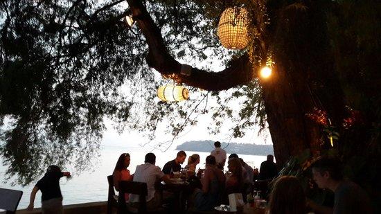 Nikitas Beach Restaurant : Great view!