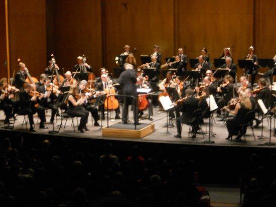 Théâtre des Champs-Élysées: Theatre des Champs-Elysees: Paris Chamber Orchestra plays Saint-Saens
