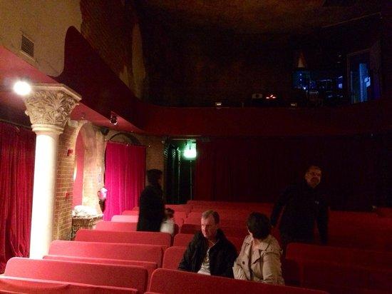 Teatro San Gallo : Inside the theatre