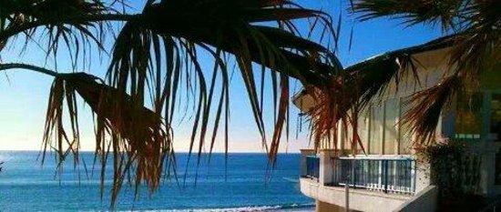 Bovalino, Itálie: Una finestra sul mare