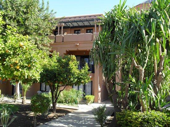 Hotel Riu Tikida Garden : View of our room