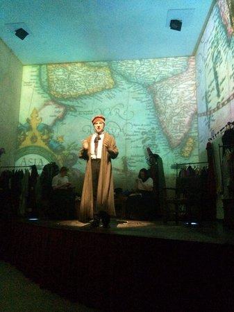 Teatro San Gallo : The show