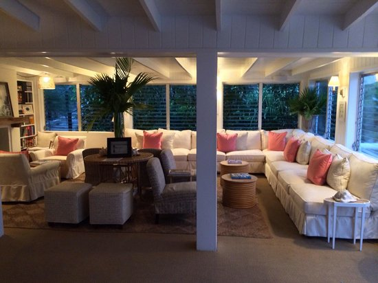 The Dunmore: Beautiful seating area/lounge