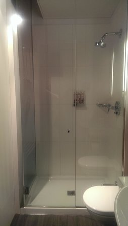 Alt Hotel- Toronto Airport: awesome shower