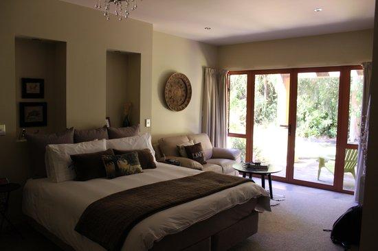 Glendeer Lodge: Zimmer