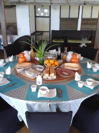 Tevahine Dream : la colazione