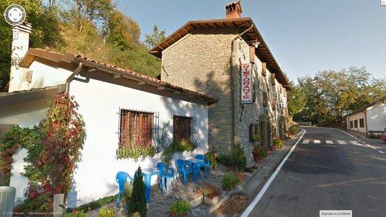 Castiglione di Garfagnana, إيطاليا: il Ristorante